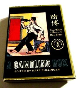A-Gambling-Box-From-China-To-Mexico-Via-Las-Vegas-BOX-SET-Book-Poster