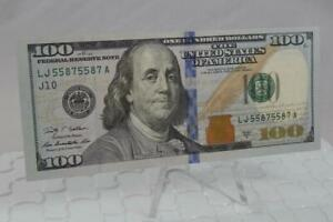 Series 2009 A Repeater 100 Dollar Federal Reserve Note 2009a