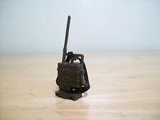 1/18 back pack radio ultimate WWII diorama GI Joe soldier