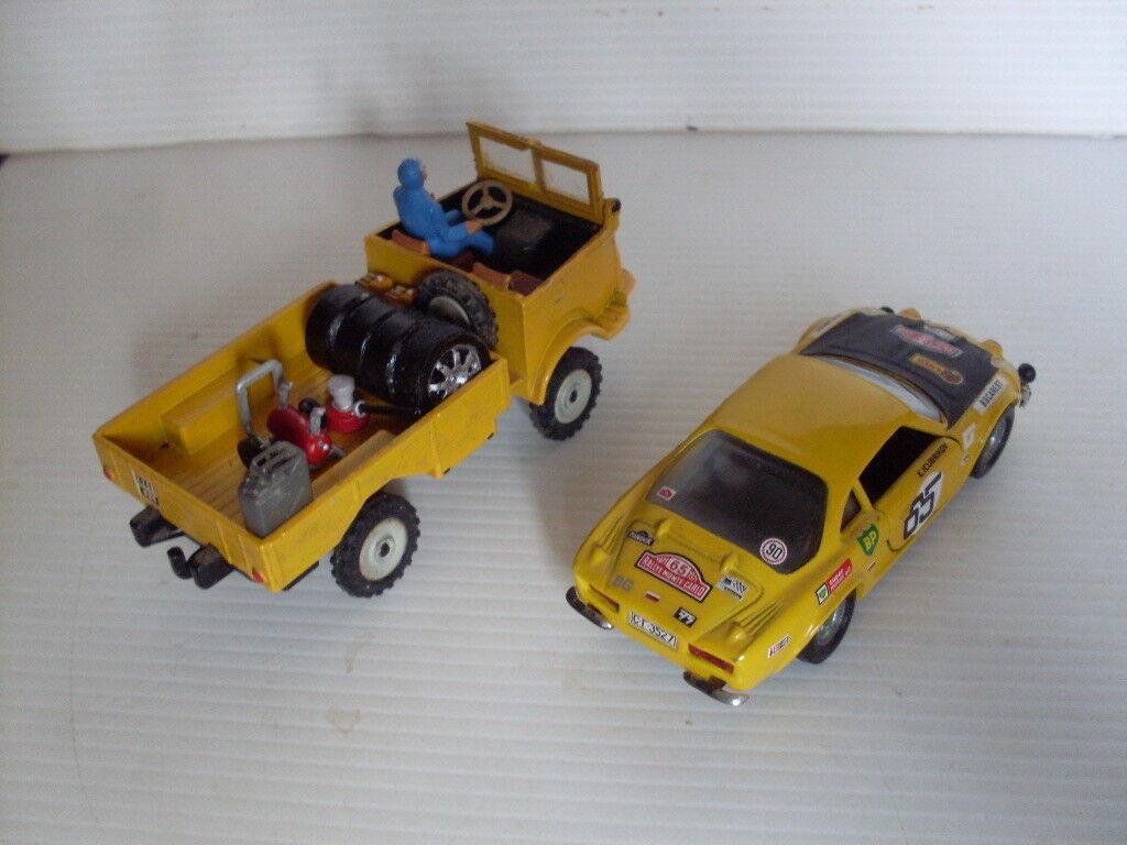 Alpine tour de France France France et Renault 4x4 assistance 893953