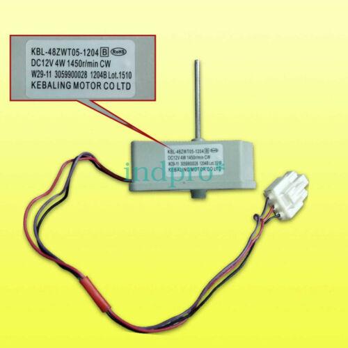 Applicable refrigerator fan motor KBL-48ZWT05-1204 W29-11 3059900028 1204B