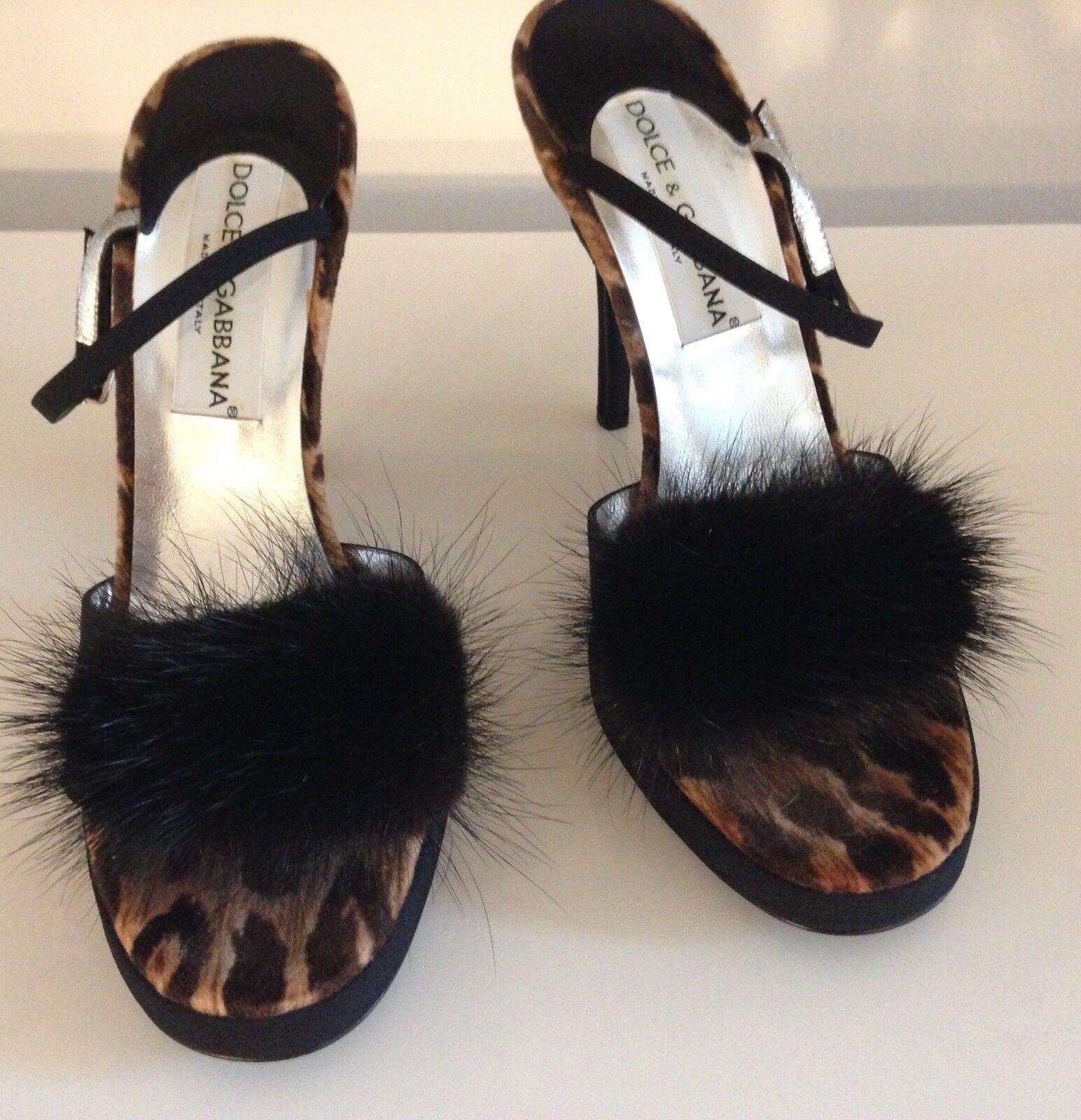 Org. Dolce &Gabbana Pumps 37,5