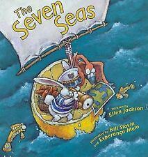 The Seven Seas by Ellen B. Jackson (2011, Hardcover)