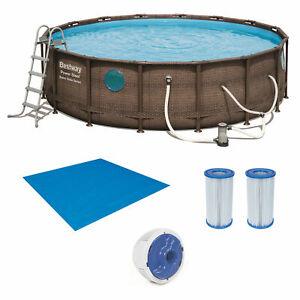 Bestway-Power-Steel-Swim-Vista-16x4-Foot-Swimming-Pool-Set-with-Accessories