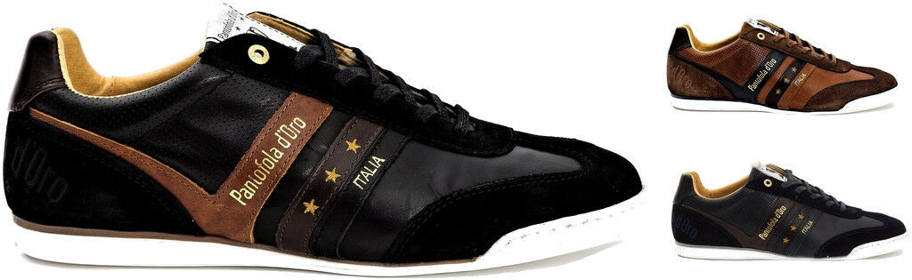 shoes men Pantofola d'gold shoes MenVasto men Low