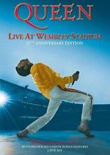 Live at Wembley '86 [2 DVD] by Queen (DVD, Mar-2013, 2 Discs, Eagle Rock)