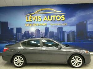 2015 Honda Accord TOURING AUTOMATIQUE 4CYL 128500KM CUIR/T