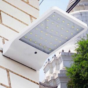 36LED-Solar-Power-Motion-Sensor-Garden-Security-Lamp-Outdoor-Waterproof-Light-Jn