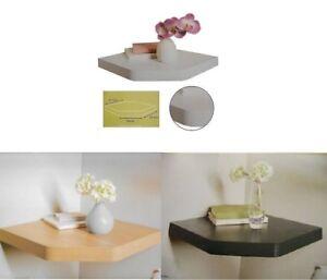 Capri-Corner-Shelf-Floating-Wall-Shelves-Storage-Display-Bookcase-Home-Decor
