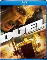 Duel Blu-ray - Steven Spielberg - Authentic Us Release