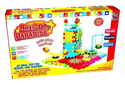 Hingebungsvoll 2x Lustige Spiel Steine Baukasten Kinder Kreativ Spielzeug Konstruktion Puzzle Sonstige Puzzles & Geduldspiele