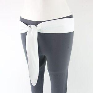 Disenador-Cinturon-Cinturon-piel-talla-unica-Blanco-MADE-IN-ITALY-NP-119-NUEVO