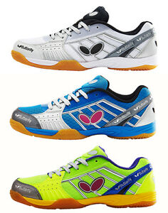 butterfly lezoline sonic table tennis shoes indoor ping pong rh ebay ph table tennis shoes asics table tennis shoes review
