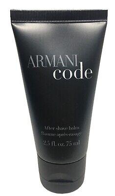 new armani code