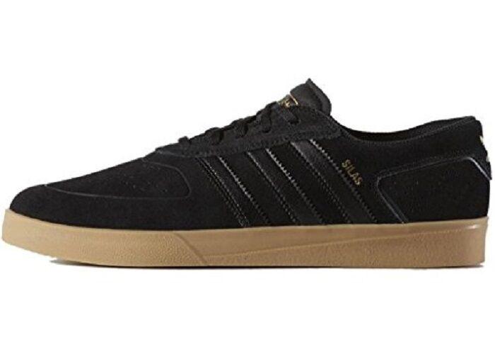 Adidas silas, te l'oro nero pattino metallico avanzati sconto (341), scarpe da uomo