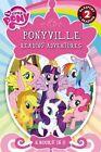 My Little Pony: Ponyville Reading Adventures by Hasbro (Hardback, 2015)