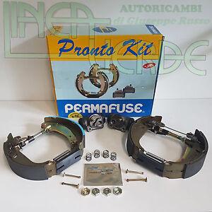 Set Jaws Permafuse 921711P System BRAKING Bendix For 7701205097 Renault 19