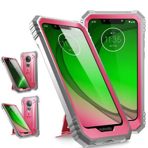 Revolution Case For Moto G7 G7 Plus G7 Power G7 Play Shockproof Cover Pink Ebay