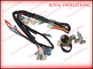 Details about Yamaha RX100 Ignition Lock Switch & Wire Harness RX RS100 on ml king, ms king, ti king,