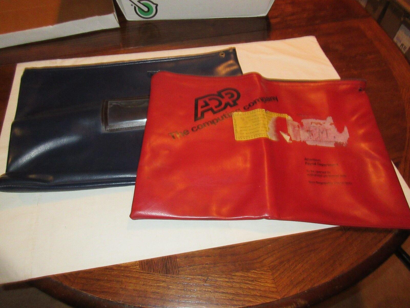 Messanger Transport Bag , Large , Heavy Vinyl / Plastic