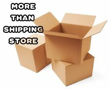 20x10x10 Moving Box Packaging Boxes Cardboard Corrugated Packing Shipping 10-100