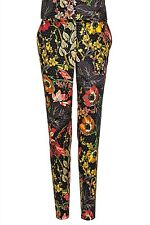 Next  Floral Printed Skinny Trouser 12Tall