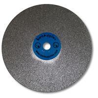 6 Inch Diam. Electroplated Diamond Coated Flat Lap Disk Grinding Polishing Wheel