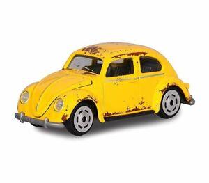 VW Beetle Transformers Bumblebee Diecast Car Dickie Toys