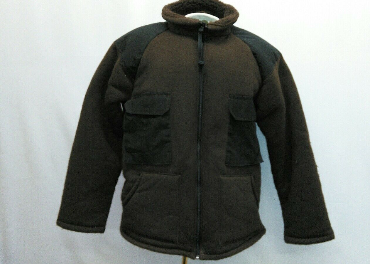 NWOT USGI Issue Cold Weather Synthetic Fiber Pile Shirt XL Bear Suit