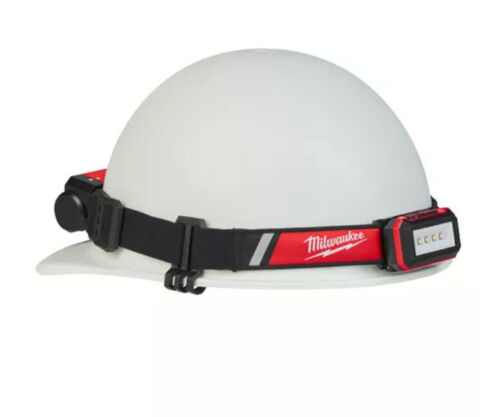 Batterie MILWAUKEE-Lampe frontale-Helmlampe l4 HLRP 600 Lm Lampe au Chapeau 4933471390