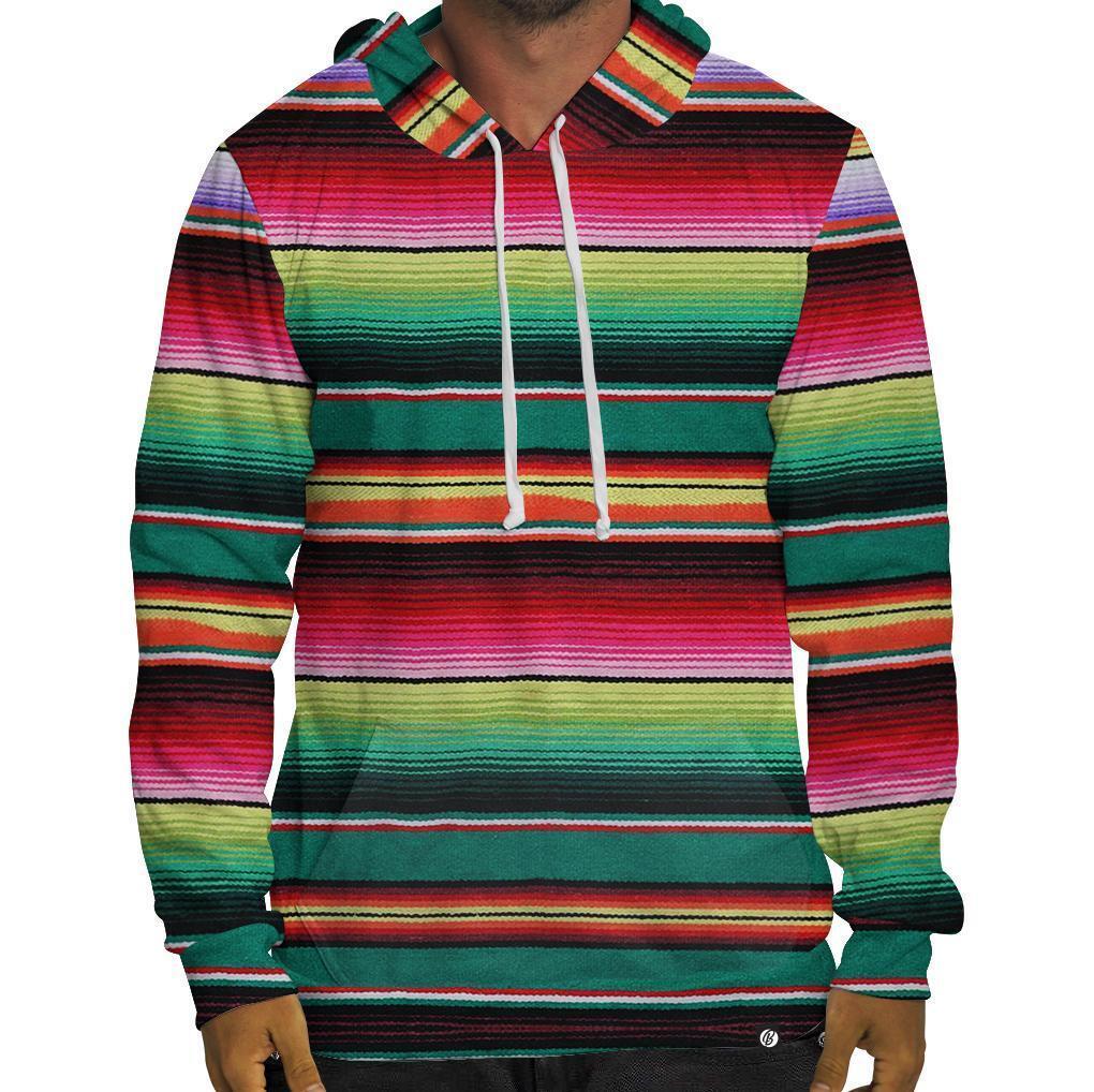 BRAND NEW Beloved Shirts SERAPE EDM HOODIE SMALL-3XLARGE CUSTOM MADE IN THE USA
