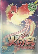 DVD Phoenix Hinotori Chapter 1 - 13 End ( English SUB ) + Free Shipping