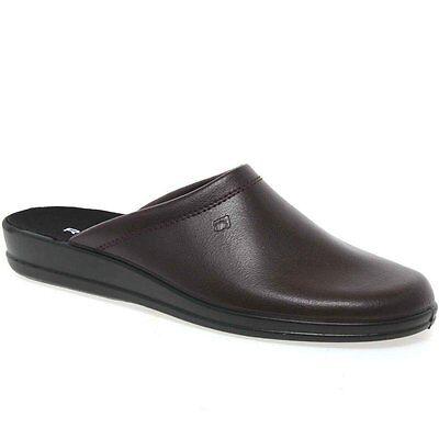 Rohde Zapatos Sin Talón de piel SIN CIERRES Hombre Zapatillas