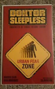 DOKTOR-SLEEPLESS-2007-Series-9-WARNING-SIGN-VARIANT-Comic