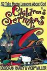 Children's Sermons to Go by Vicky Miller (Paperback, 2000)