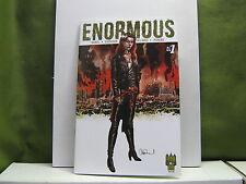 Enormous  Vol 2 #1 Charlie Adlard Variant Cover B / 215 INK Comics HTF. VF / NM