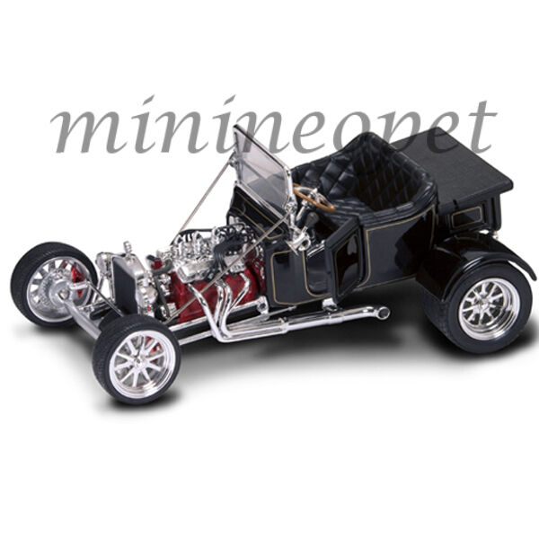1923 White FORD T- BUCKET 1:18 Die-Cast Road Signature
