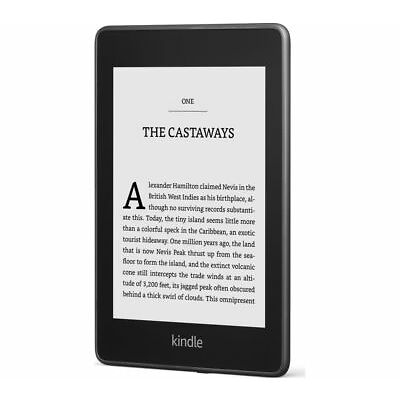 "KINDLE Paperwhite 6"" eReader - 8 GB, Black - Currys"