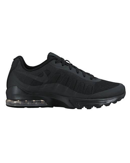 Nike hombre invigor Max Tenis, Nike Para Hombre Air Tenis-Negro Max Tenis-Negro Air Negro Air 29cdc1