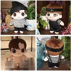 KPOP BTS Plush Fans Goods Bangtan Boys V JungKook Plush Toy Stuffed Doll 22cm/8