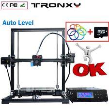 3D Printer DIY High Accuracy Self Assembly LCD Reprap Prusai3 Kit Auto level+SD