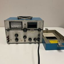 Vintage Rycom Model 6020 Frequency Selective Levelmeter Used Tested Working