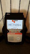 TRIAX MCT 009+ TV ANALYZER - MESUREUR DE CHAMP - S/N5828