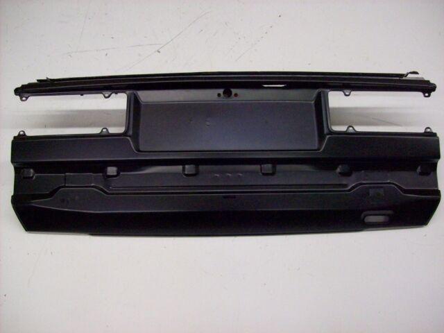Heckblech Heckschürze BMW 300Serie E30 Bj. 82-87 VFL **nur Limousine**