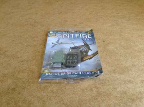 AIR POWER BUILD A MODEL OF THE SPITFIRE MK IA ISSUE 13 SPITFIRE MODEL PARTS