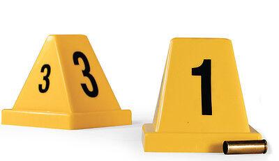 Forensic Crime Scene Examination Evidence Markers Versacone 21 40 K1153 Ebay