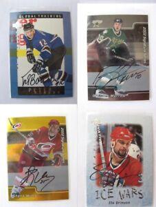 1995-96-BaP-Signature-Be-a-Player-S224-Grimson-Stu-autograph-ducks