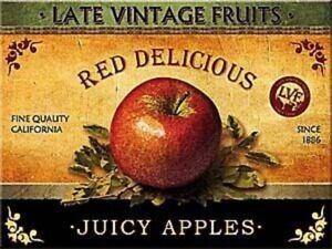Juicy-Apple-Adhesivo-Acero-Iman-de-Nevera-Na