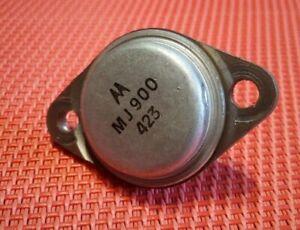 MJ900 power transistor darlington PNP complémentaire