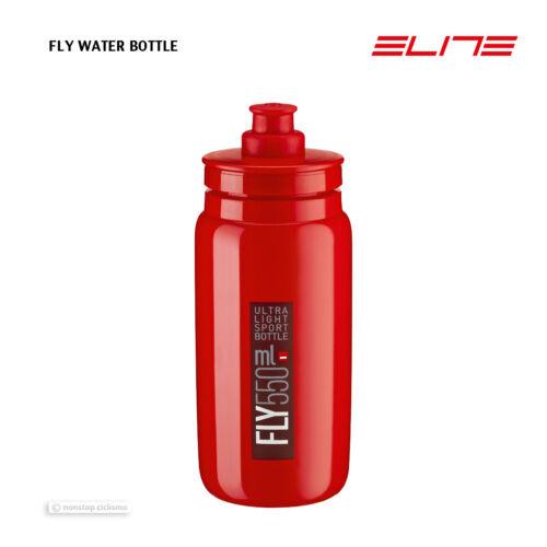 ROUGE//BORDEAUX Nouveau 2020 Elite FLY Léger Bouteille d/'eau bisphenol A 550 ml Libre